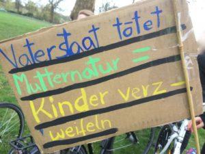 Demo-Hanover-2019 … Kinder an die Macht