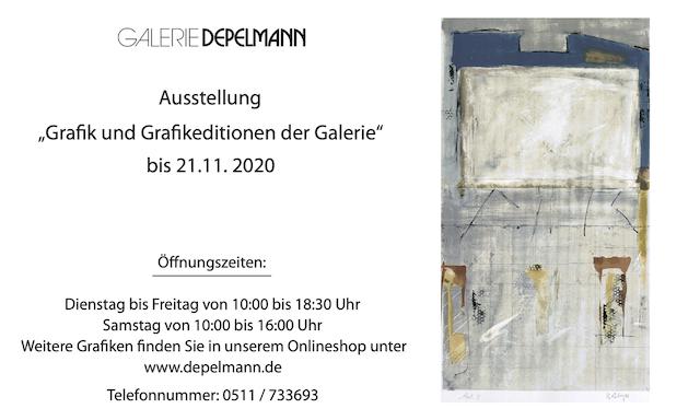 """Ausstellung """"Grafik und Grafikeditionen"""